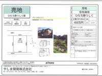【成約御礼】売買物件土地1